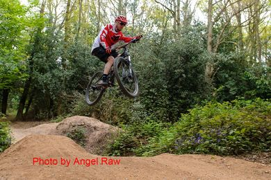 Danbury Common MTB Jump